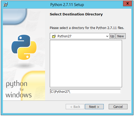 Selenium with Python tutorial : Setup window
