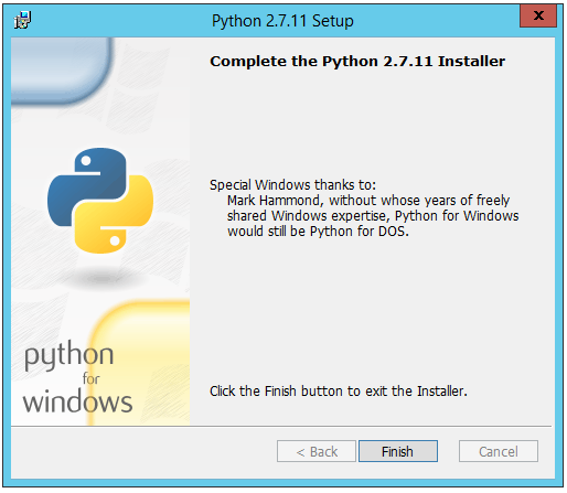 Selenium with Python tutorial: Setup window