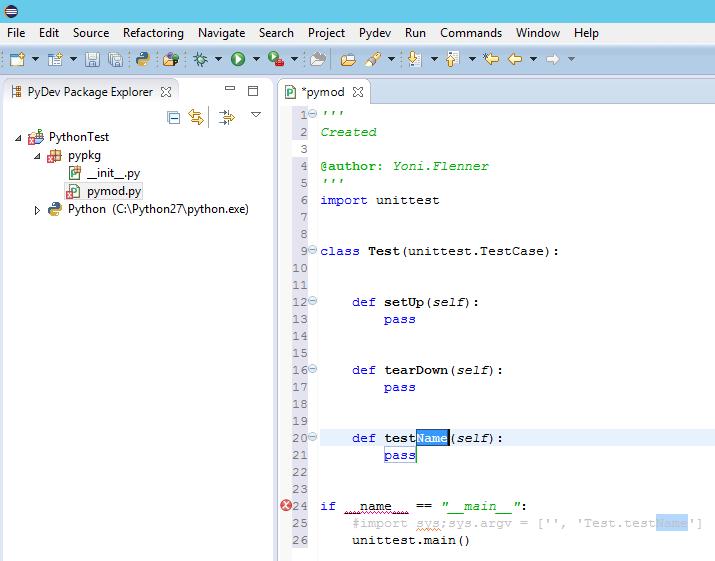 Selenium with Python: Module Document