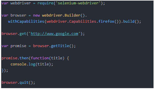 Selenium + JavaScript Best Practices | TestProject