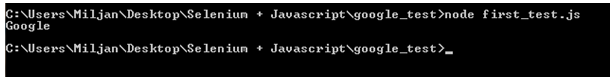 Selenium+JavaScript4