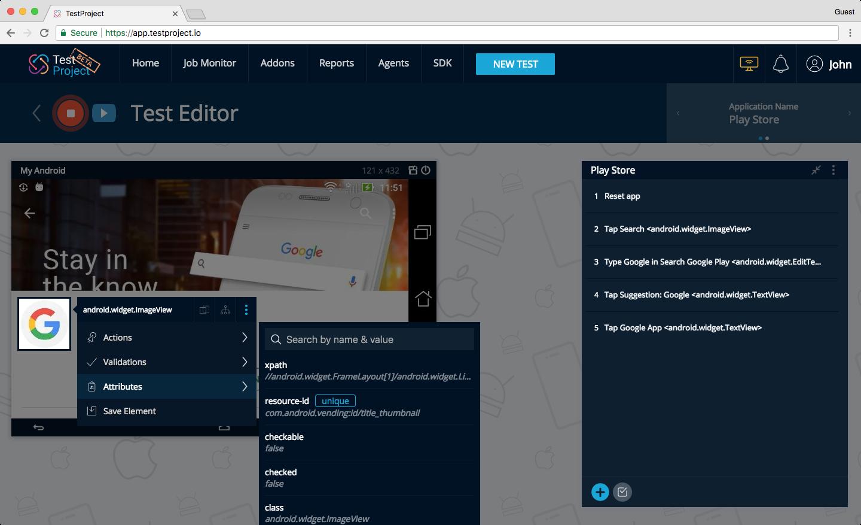 Introducing TestProject Framework! | TestProject
