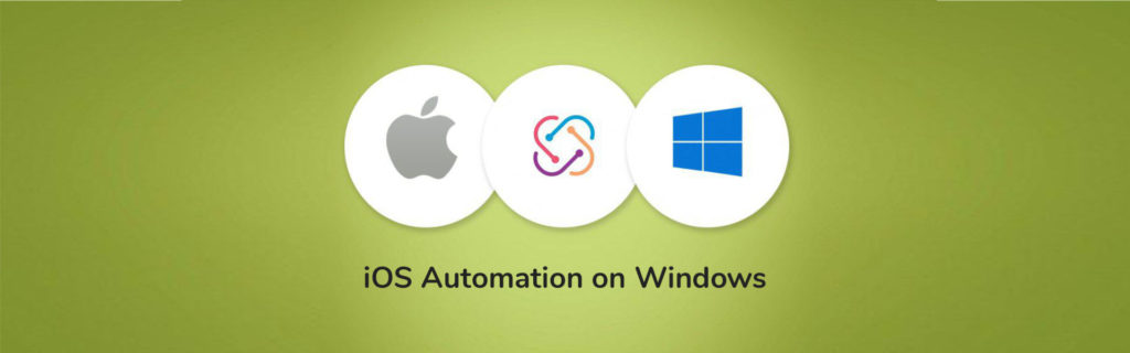 iOS Test Automation on Windows with Appium & TestProject