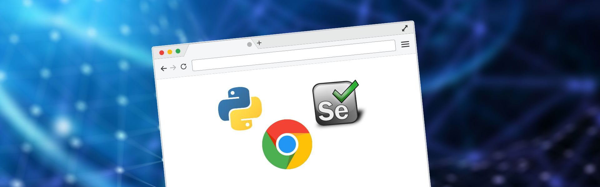 Installing Selenium WebDriver Using Python and Chrome