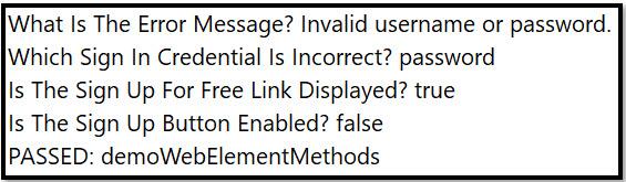 isEnabled() method