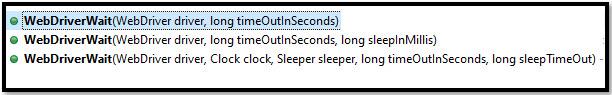 Selenium Wait Methods - ExplicitWait