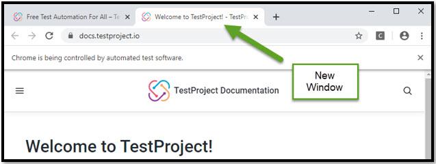TestProject Documentation