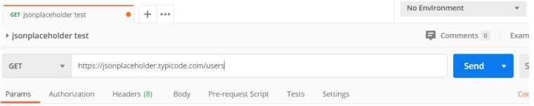 Postman Tutorial - Send API Request