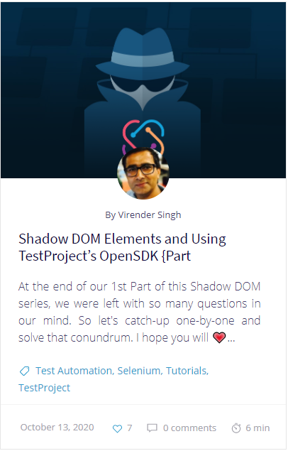 The Rise of Shadow DOM – Core Technical Aspects