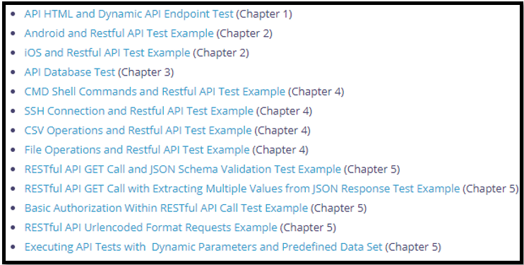 TestProject Shared Automation Tests
