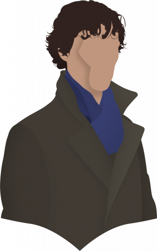 Famous detective Sherlock Holmes