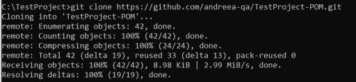 Git clone command