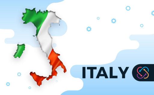 TestProject in Italian