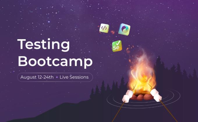 TestProject 2021 Testing Bootcamp