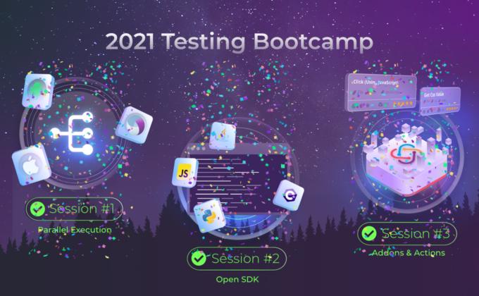 TestProject Bootcamp