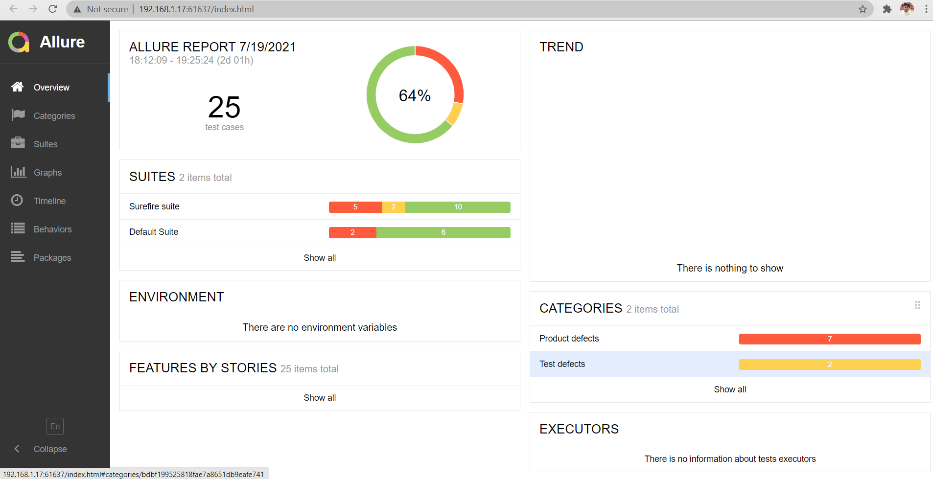 Rest API Automation: Integration of Allure Reporting