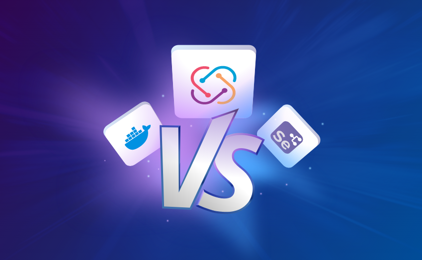 Parallel Execution Solutions: Selenium Grid vs. Docker vs. TestProject