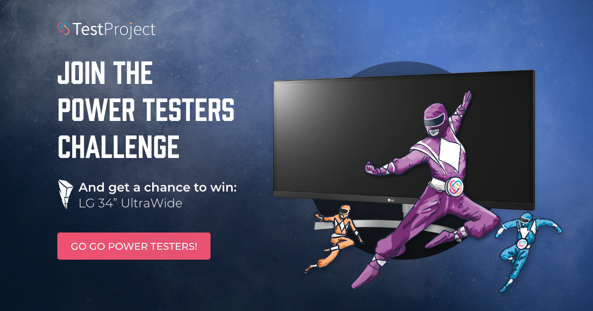 POWER TESTERS PRIZE