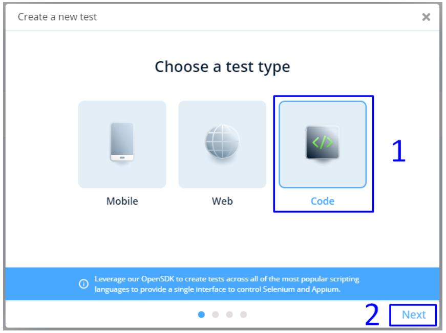 New test in TestProject
