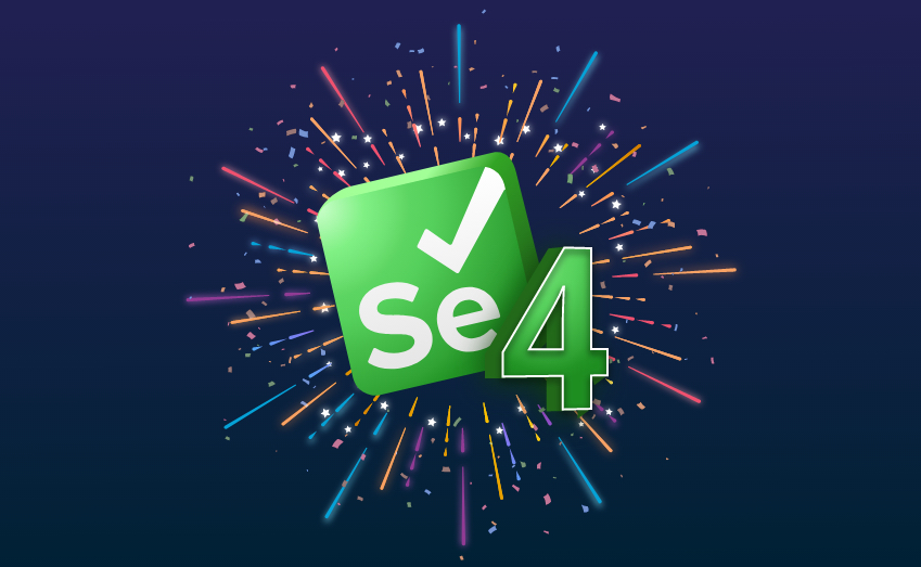 Selenium 4
